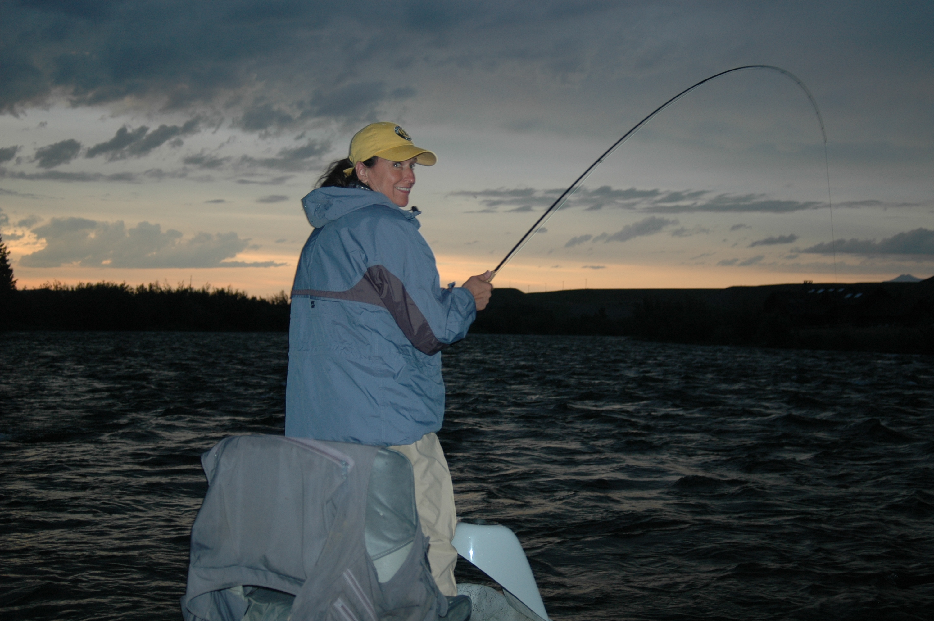 West yellowstone fishing guides lost fork for Fly fishing outfitters