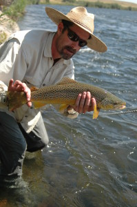 Yellowstone Fly Fishing Guide