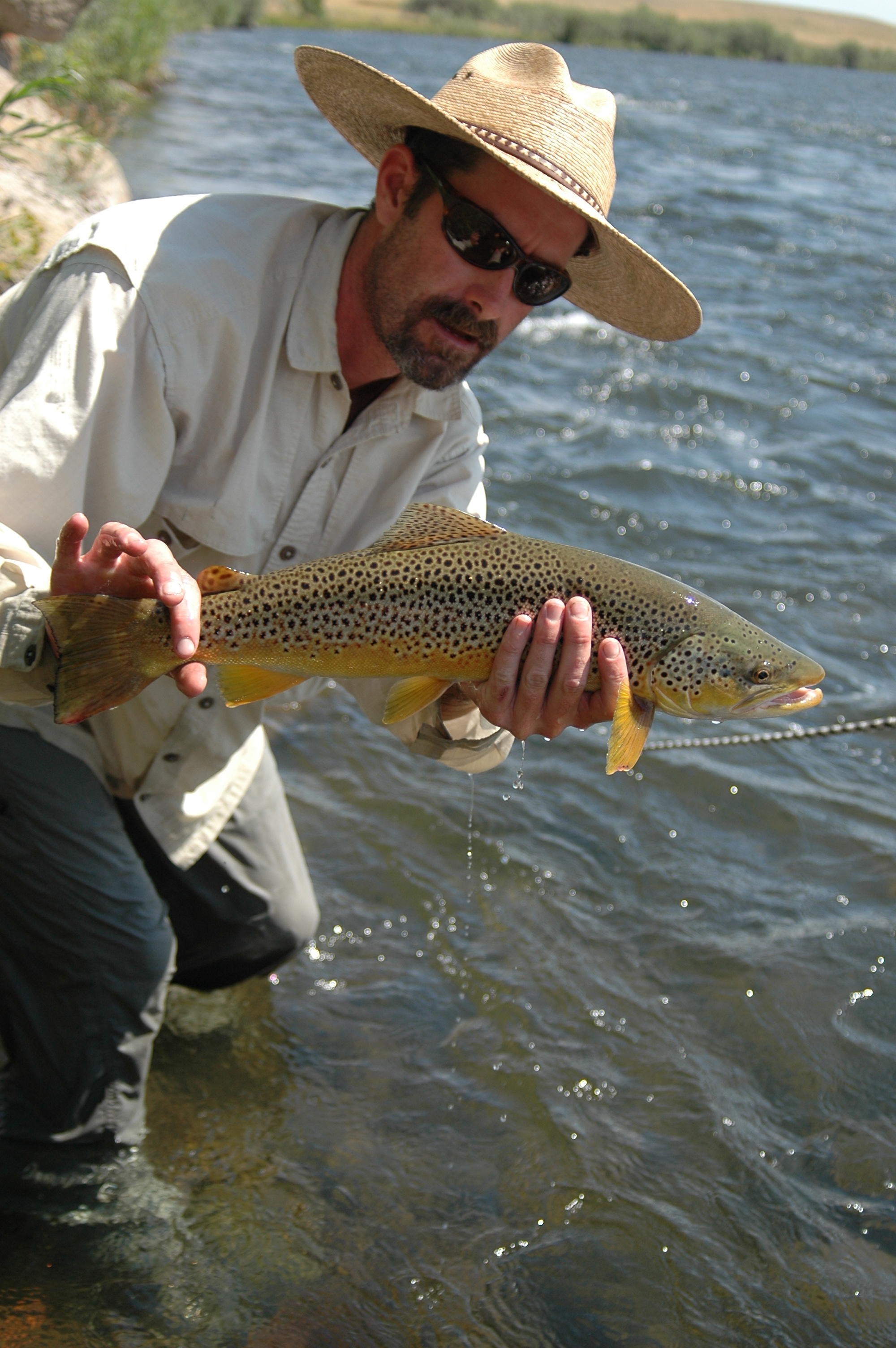 Montana fly fishing guides lost fork outfitters for Missouri fishing license age